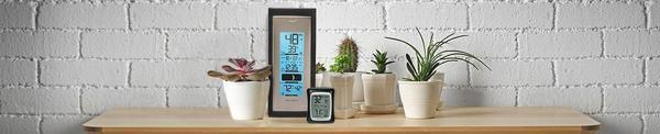 hygromètre pour mesurer l'humidité
